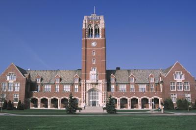John Hopkins University - Homewood House Campus - Carroll ...