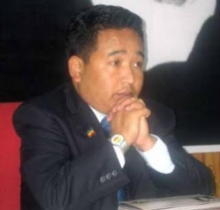 Sikkim Krantikari Morcha president P.S. Golay