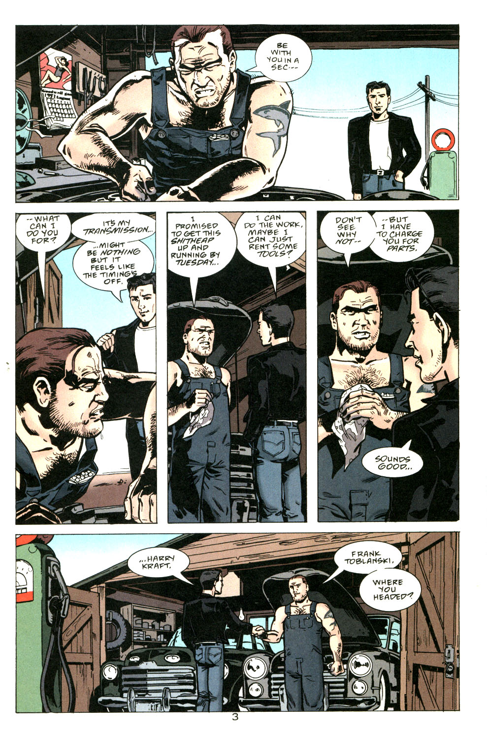 Read online American Century comic -  Issue #9 - 4