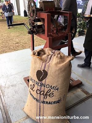 Gastronomía al Café, innovando y mostrando sus productos en Comali, Festival de la Cocina Mexicana