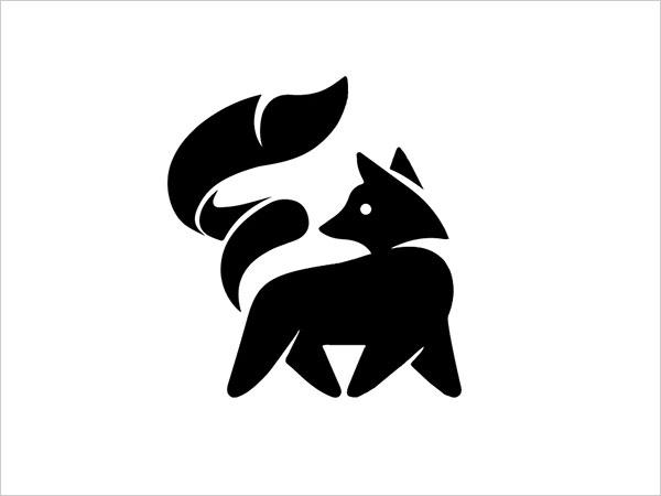 Contoh Desain Logo Negative Space - 38