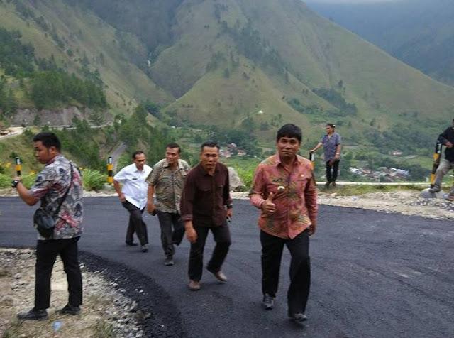 Paskah di Samosir, Juang Sinaga : Presiden Jokowi akan Hadir Lihat Geopark Toba