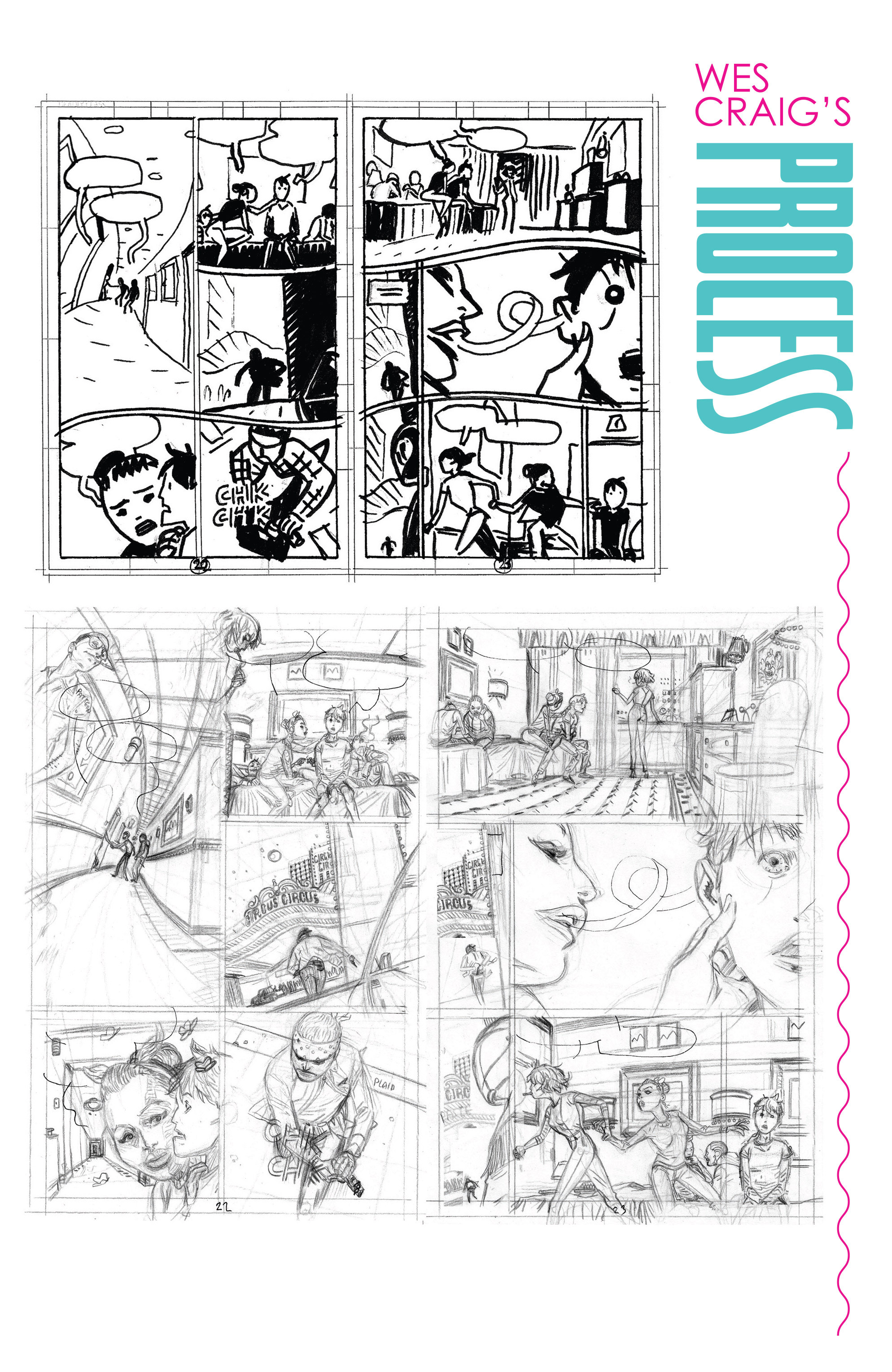 Read online Deadly Class comic -  Issue #4 - 27
