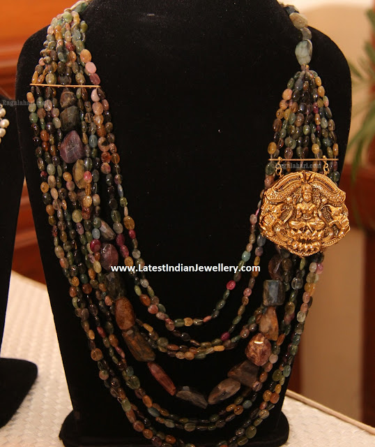 Multi Colored Beads Jewellery