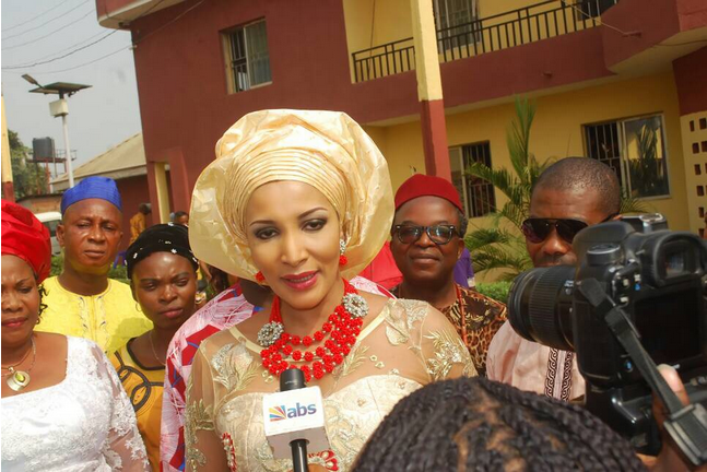 Bianca-Ojukwu-Chieftaincy-title