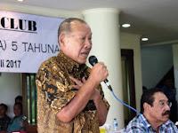 HMP Simatupang Kembali Terpilih Pimpin JGC (Jakarta Golf Jakarta)