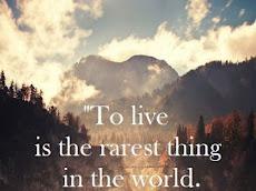 Hayat Yaşayana Güzel!