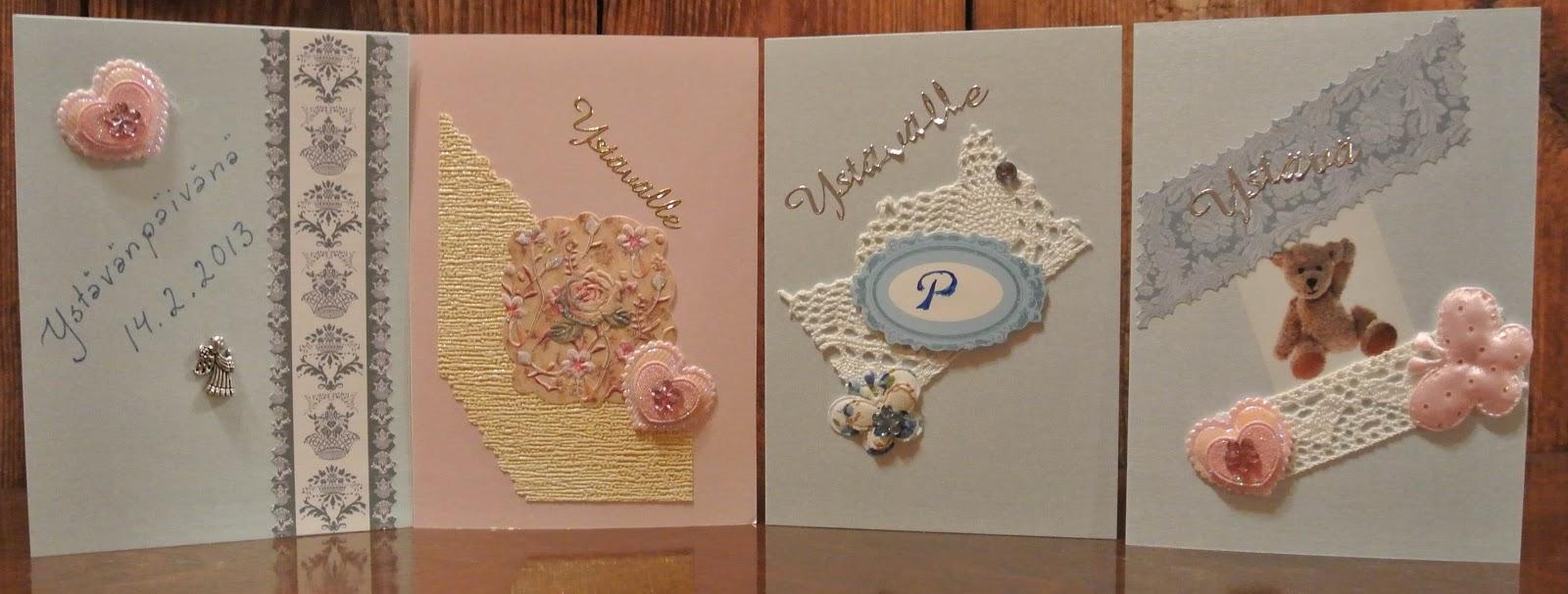 koska ystävänpäiväkortit postiin 2016