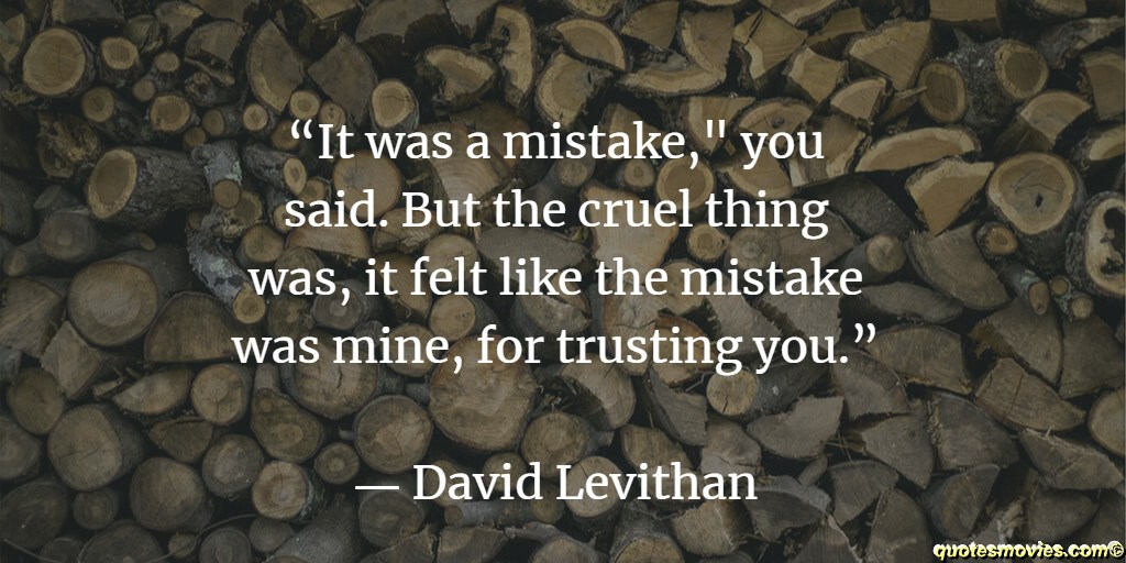 Quotes about Betrayal