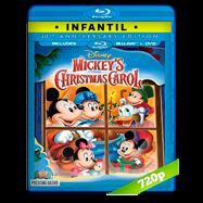 Cuento de Navidad de Mickey (1983) BRRip 720p Audio Dual Latino-Ingles