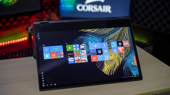 Notebook Desain Idaman, Lenovo Yoga 530