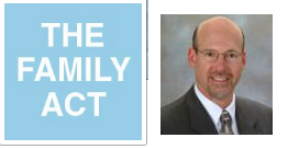 Image: Dr. Dan Gehlbach began crusading for the Family Act of 2011, a critical  piece of legislation that would offer a tax credit for infertility  treatments related to IVF, in vitro fertilization