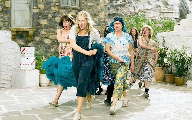 Το ΜΑΜΜΑ ΜΙΑ έρχεται στο Cine Valia γεμάτο με τραγούδια,χορό,έρωτες και συγκίνηση.