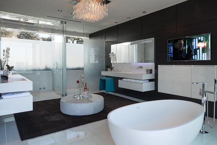 dünyanın en güzel spa banyosu