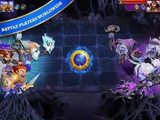 Download Game Hero Academy 2 Tactics Game V0.0.1 MOD Apk ( Update Terbaru )