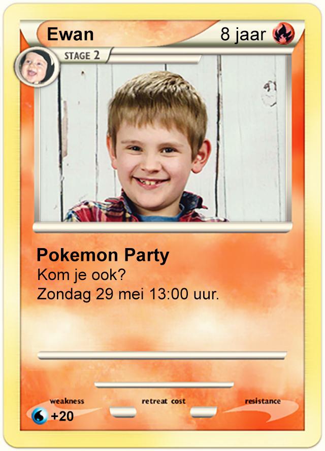 Pokemon Verjaardag Mizflurry