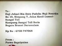 pengiriman+pintu+nabawi+brunai+darussalam+6