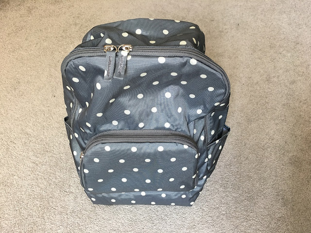 mia tui oxford backpack
