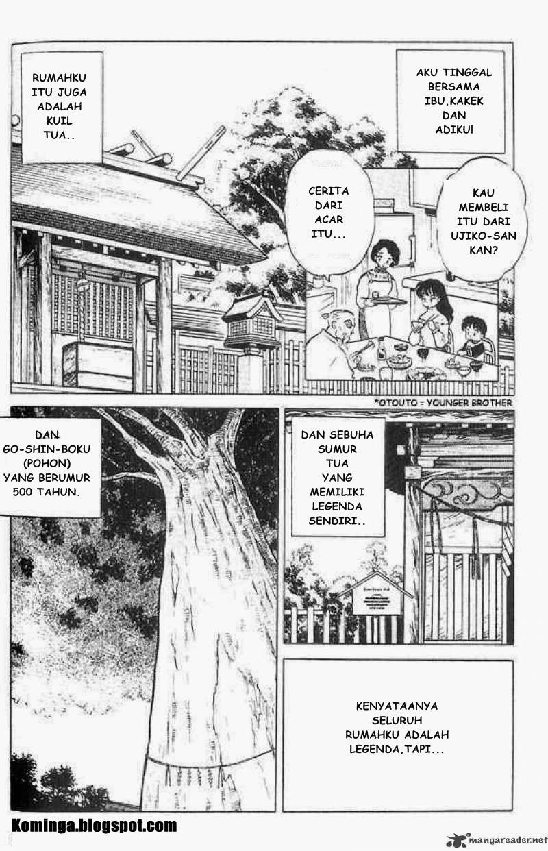 Inuyasha Chapter 01-12