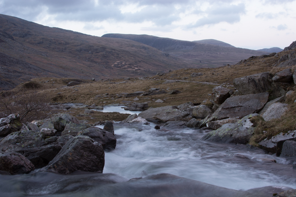 North Wales Snowdonia Photo Diary lake devils kitchen tryfan