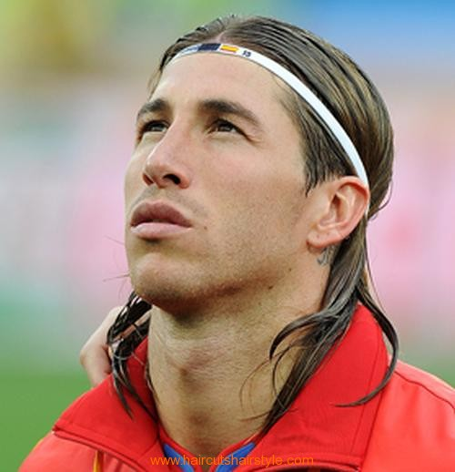 All Football Players: Sergio Ramos HairStyle Images/Photos