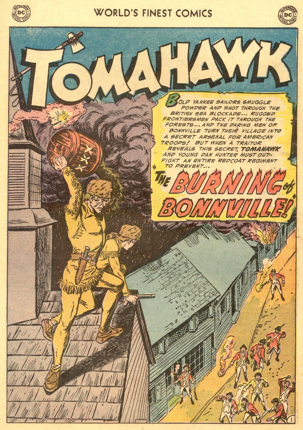 Read online World's Finest Comics comic -  Issue #70 - 37