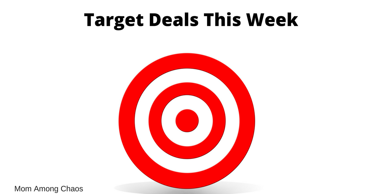 Mom Among Chaos Target Deals This Week