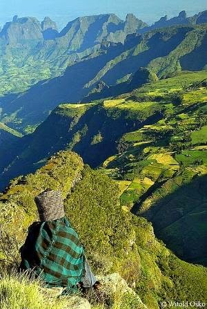 10 Best Adventure Holiday Destinations | Simien Mountains - Ethiopia