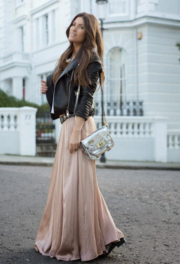 e4f7310c8 Vestidos y Faldas Combinaciones varias - Moda 2014
