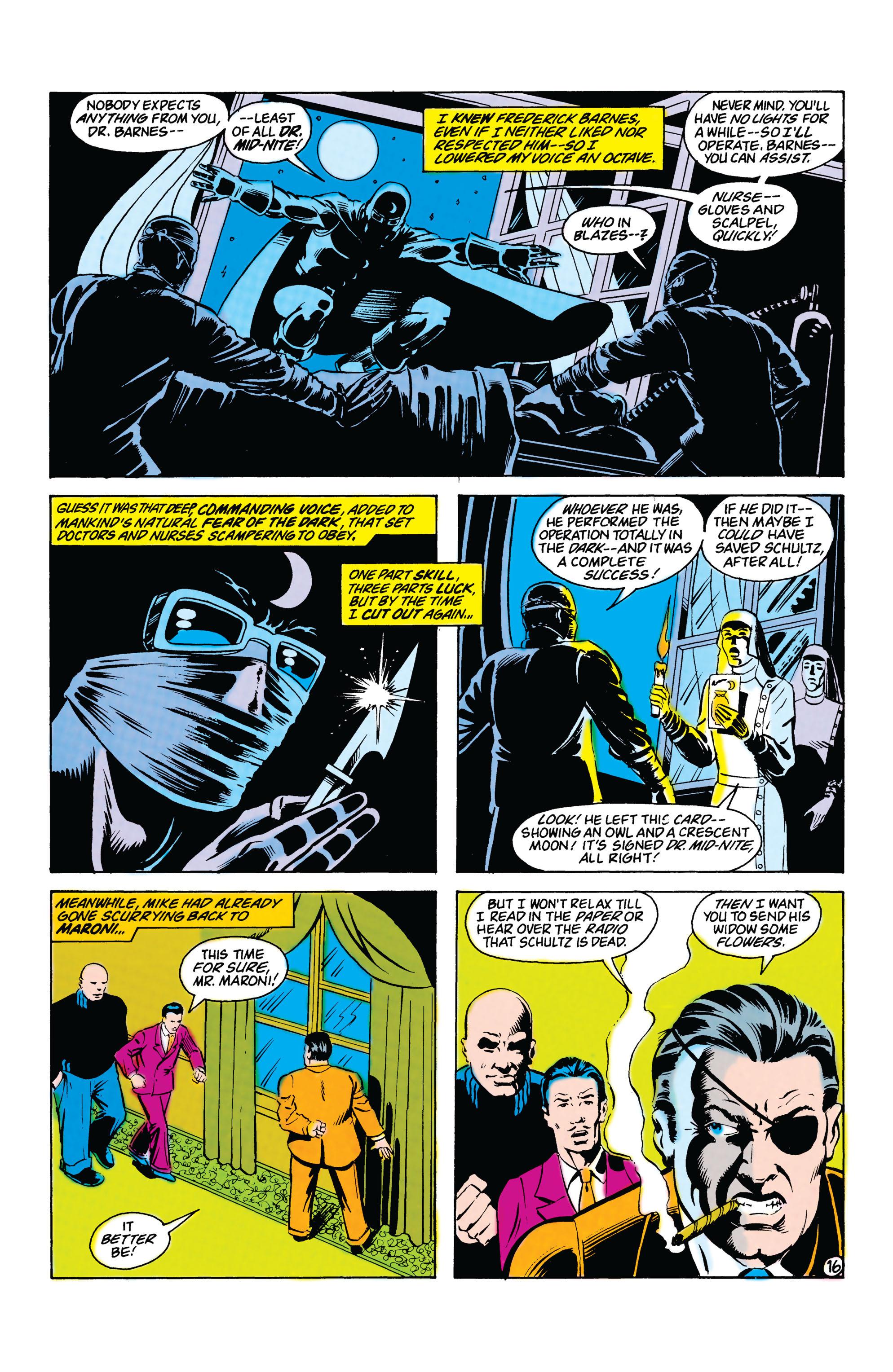 Read online Secret Origins (1986) comic -  Issue #20 - 35