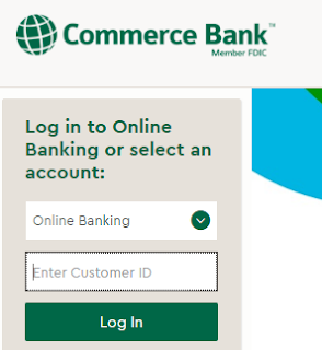 Commerce Bank Sign In Page