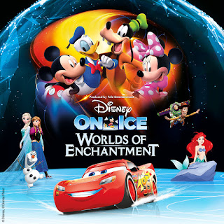 Disney on Ice presents Worlds of Enchantment Preview