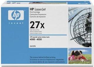 Toner HP C4127X black do HP LaserJet 4000 / 4050 Oryginalny - Czarny