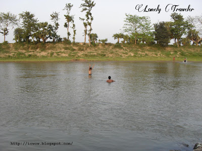 Fun in river Gomti - Comilla