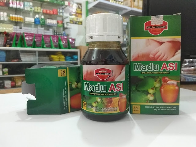 Madu Asi Breastmilk Booster Honey CV.Ath-Thoifah
