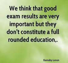 Exam Marks Quotes