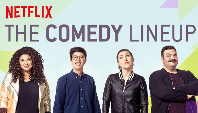 The Comedy Lineup | Official Trailer [HD] | Netflix