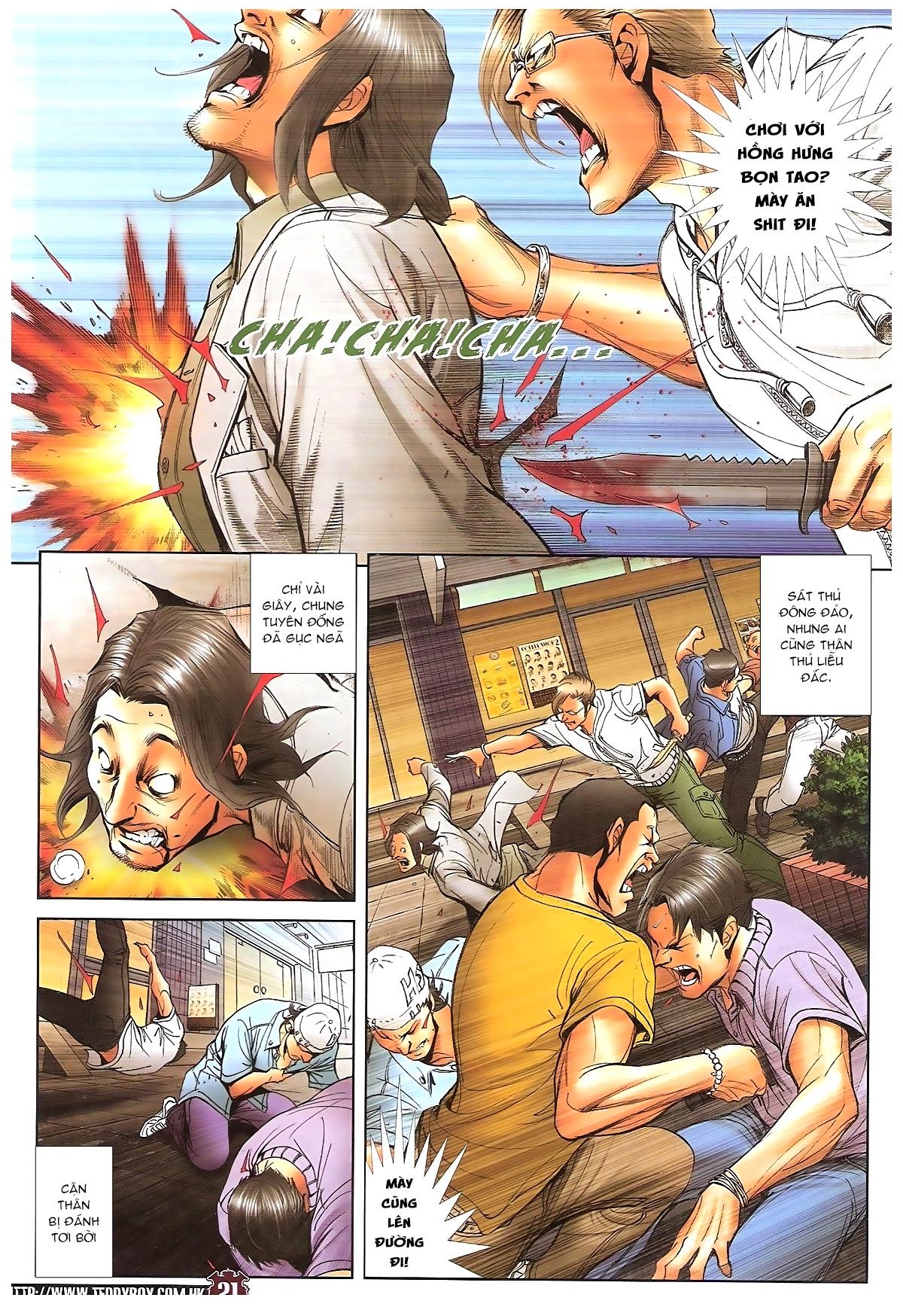 Người Trong Giang Hồ - Ngũ Hổ qui thiên - Chapter 1717: Đàm phán siêu cấp 3 - Pic 20