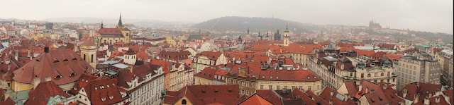 Prague panoramic