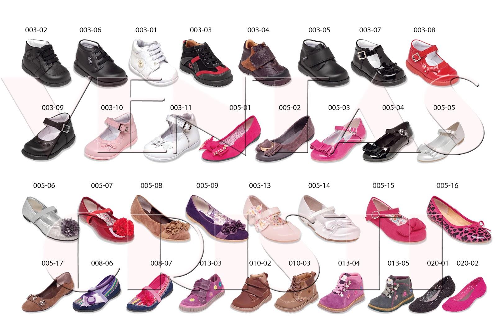 f37652be3 Venta de calzado de marca a mayoreo  CALZADO INFANTIL 2012
