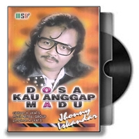album Jhonny Iskandar - Dosa Kau Anggap Madu