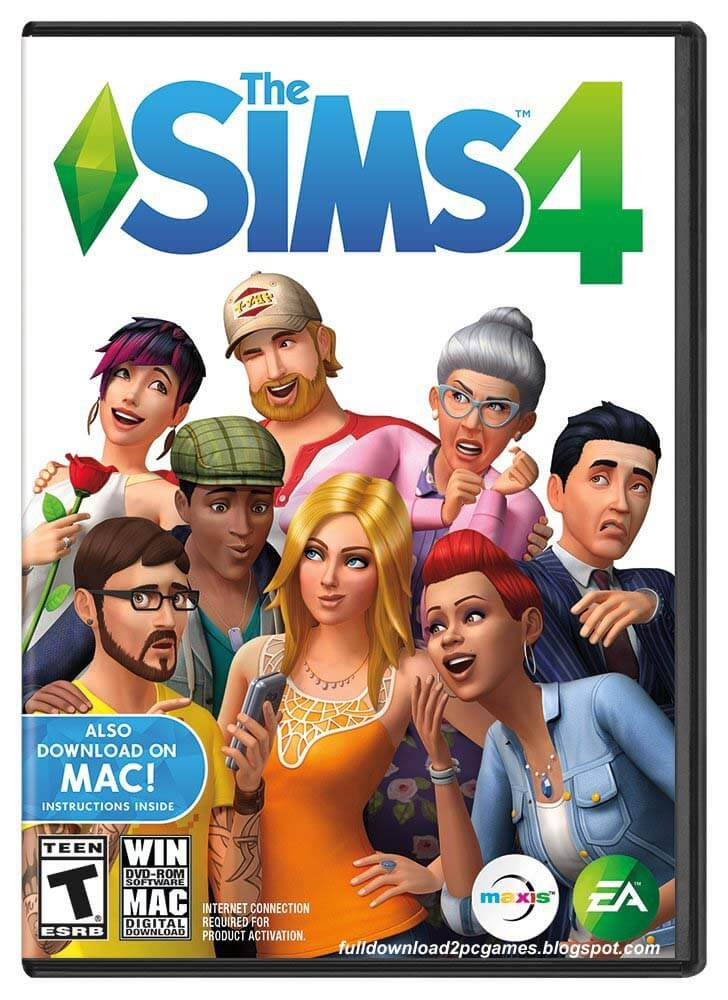 sims download free for pc