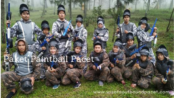 paket paintball pacet mojokerto wisata outbound pacet improve vision