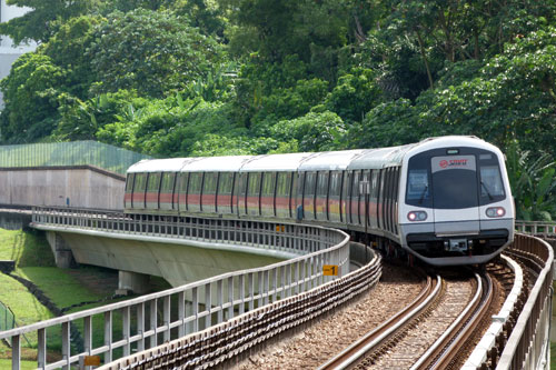 The LTA sets stringent standards for the introduction of new rolling stock and insists that trains are fit for purpose and all systems are validated before they arrive in Singapore, so only system tests are required after delivery.