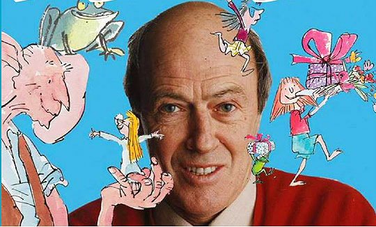 """Convocatoria de dibujo. """"Cien años de la magia de Roald Dahl"""""""
