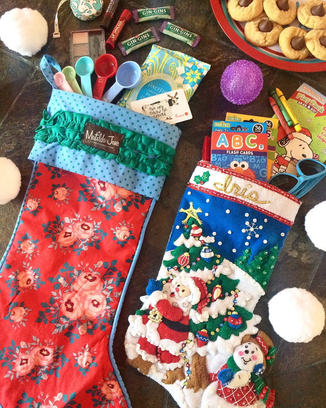 Filling And Opening Christmas Stockings Might Be One Of My Favorite Holiday Traditions They Definitely Stand Out Because While I Always Made A Wish List