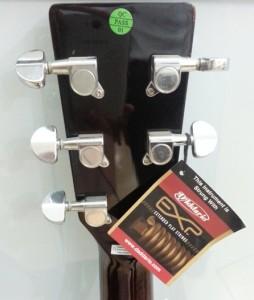 Bộ khóa đàn guitar Suzuki SDG 6PK