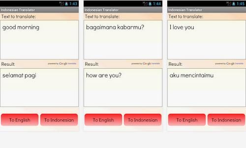 5 Aplikasi Terjemahan Bahasa Inggris – Indonesia Terbaik Android 2016
