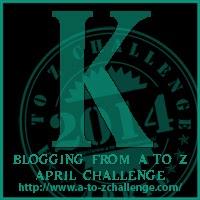 atozchallenge alphabet K