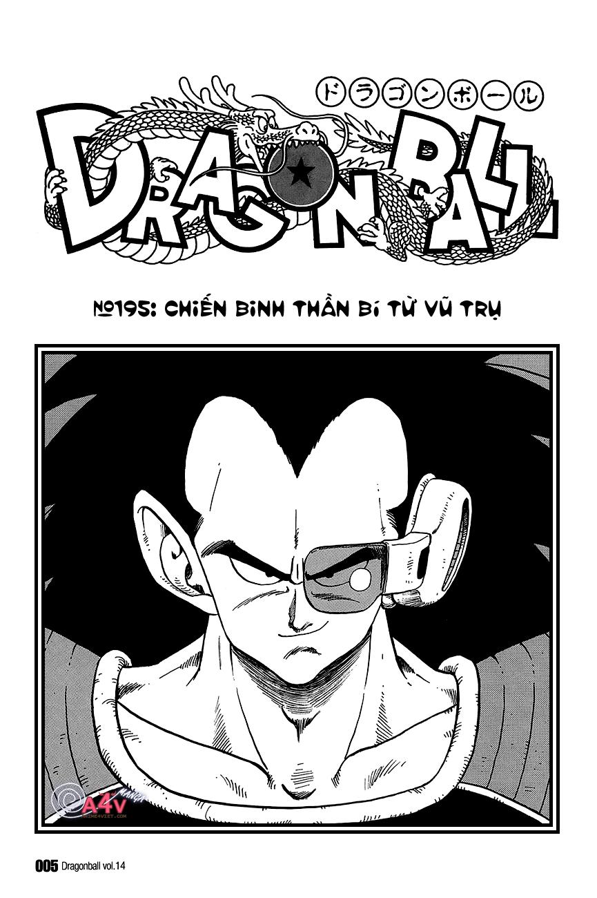 Dragon Ball chap 195 trang 2